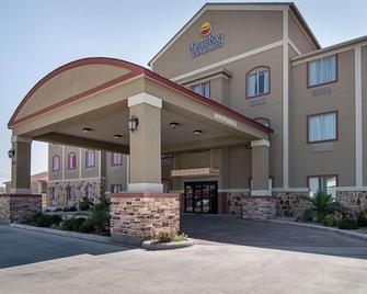 Comfort Inn & Suites Monahans - Monahans - Building