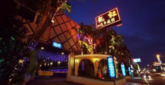 Kai-Hong Motel - Taoyuan City - Bedroom