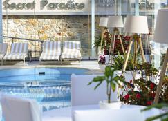 Secret Paradise Hotel & Spa - Nea Kallikratia - Pool