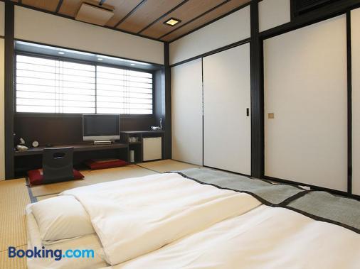 如故酒店 - 靜岡市 - 臥室