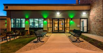 Holiday Inn Saratoga Springs - Saratoga Springs - Toà nhà