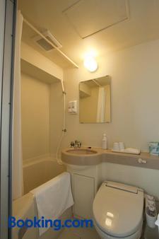 淺草微笑酒店 - 東京 - 浴室