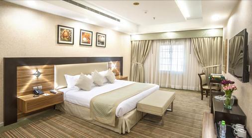 Al Rawda Hotel - Al Salama - Jeddah - Bedroom