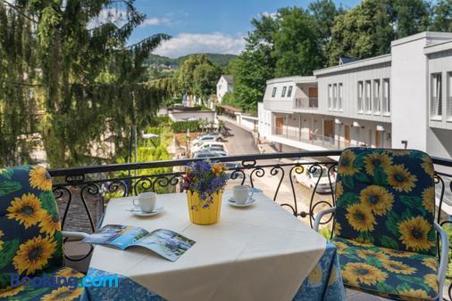 Barry Memle Lake Side Resort - Velden am Wörthersee - Balcony