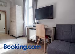 Zagreb City Vibe Apartments & Rooms - Zagreb - Sala de estar