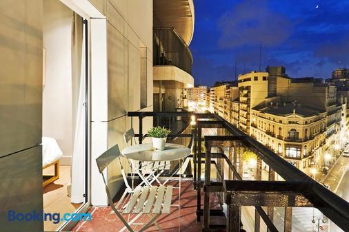 萬邵科隆46飯店 - 瓦倫西亞 - 陽台