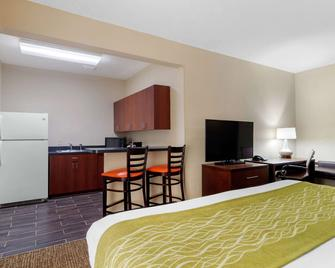Comfort Inn and Suites Griffin - Griffin - Bedroom