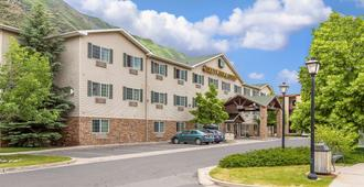 Quality Inn & Suites On The River - Glenwood Springs - Gebäude