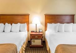 Quality Inn & Suites On The River - Glenwood Springs - Bedroom