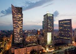 Intercontinental Warsaw - Warsaw - Dining room