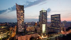 Intercontinental Warsaw - Varsovia - Sala de banquetes