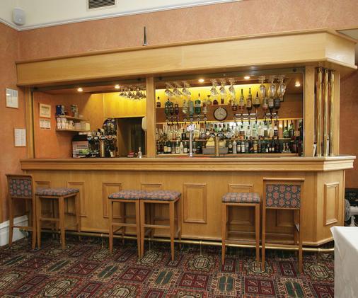 Best Western Station Hotel - Dumfries - Bar