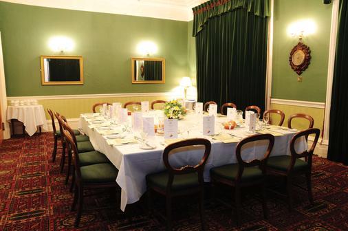 Best Western Station Hotel - Dumfries - Meeting room