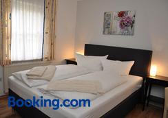 Hotel Wolke - Meiningen - Schlafzimmer