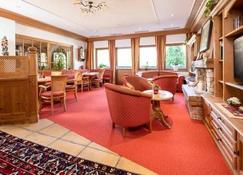 Galtenberg Bed & Breakfast - Alpbach - Sala de estar