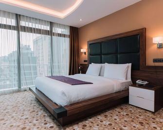 Diamond Hotel - Addis Ababa - Phòng ngủ