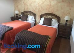 La casa verde - Las Casas - Bedroom
