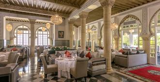 Hotel La Tour Hassan Palace - רבאט - מסעדה