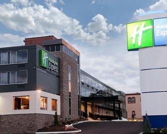 Holiday Inn Express Sault Ste Marie - Sault Ste Marie - Edificio