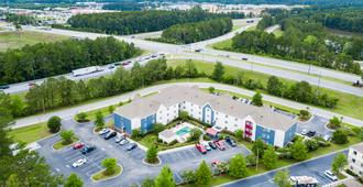 Candlewood Suites Savannah Airport - Savannah - Edificio