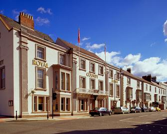 Durham Marriott Hotel Royal County - Durham - Edificio