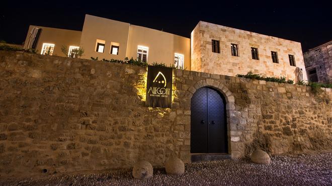 寓言精品酒店 - Rhodes (羅得斯公園) - 羅德鎮 - 建築