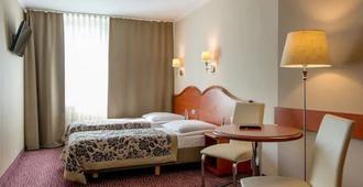 Hotel Krakus - קראקוב - חדר שינה