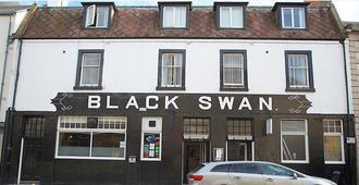 The Black Swan Hotel - Kelso - Edificio