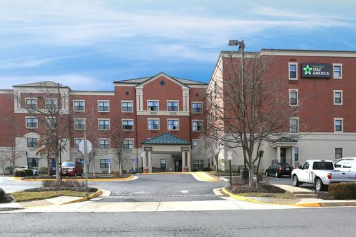 Extended Stay America - Washington, D.C. - Fairfax - Fair Oaks Mall - Fairfax - Bygning