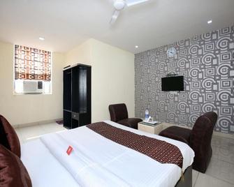 Hotel Sidana Solitaire - Ludhiāna - Bedroom