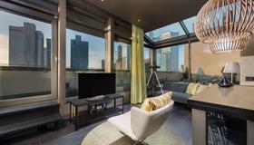 Adina Apartment Hotel Frankfurt Neue Oper - Francfort - Salon