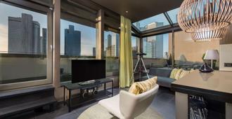 Adina Apartment Hotel Frankfurt Neue Oper - Frankfurt - Sala de estar