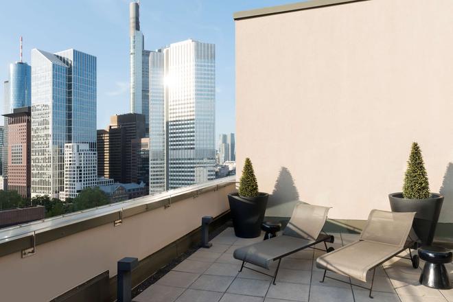Adina Apartment Hotel Frankfurt Neue Oper - Frankfurt am Main - Balcony