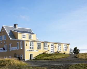 Fosshóll Guesthouse - Einarsstadir - Building