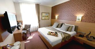 The Rise Aron Business Hotel Merter - איסטנבול - חדר שינה