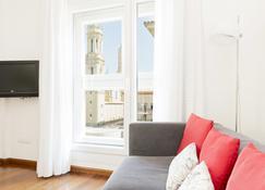 Apartamentos Sabinas El Pilar - Zaragoza - Sala de estar