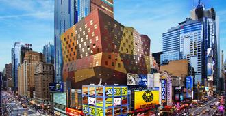 The Westin New York at Times Square - New York - Gebouw