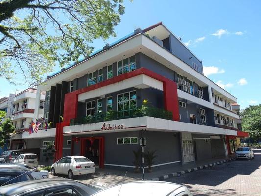 Avida Hotel - Labuan - Building