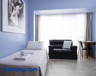 Hotel São Vicente - Passo Fundo - Schlafzimmer