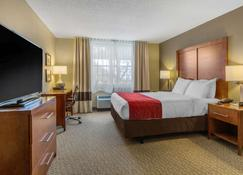 Comfort Inn and Suites - North Conway - Sypialnia