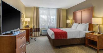 Comfort Inn and Suites - North Conway - Schlafzimmer