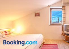 Apartments and rooms with WiFi Njivice (Krk) - 5362 - Njivice - Bedroom