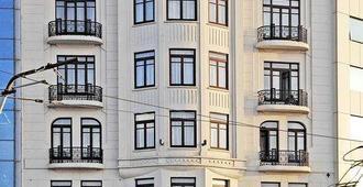 塔克西姆山頂酒店 - 伊斯坦堡 - 伊斯坦堡 - 建築