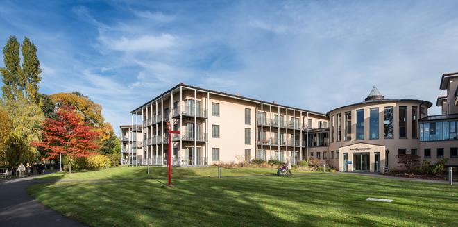 Seehotel Rheinsberg - Kleinzerlang - Gebäude