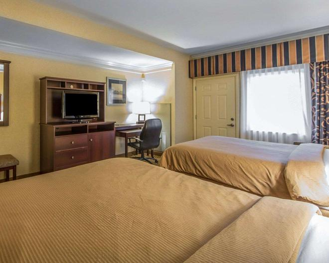 多萊塢區克拉麗奧酒店 - 皮格佛格 - 鴿子谷 - 臥室