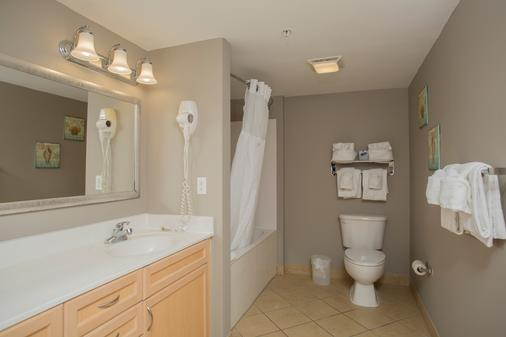 Prince Resort - North Myrtle Beach - Bathroom