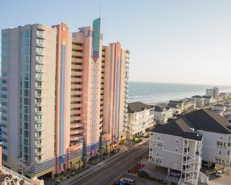 Prince Resort - North Myrtle Beach - Gebouw