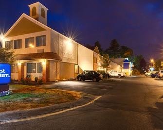 Best Western Rockland - Rockland - Edificio