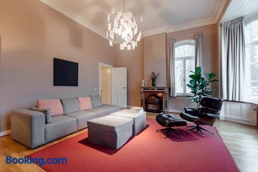 Maison Haas Op Het Vrijthof - Maastricht - Phòng khách