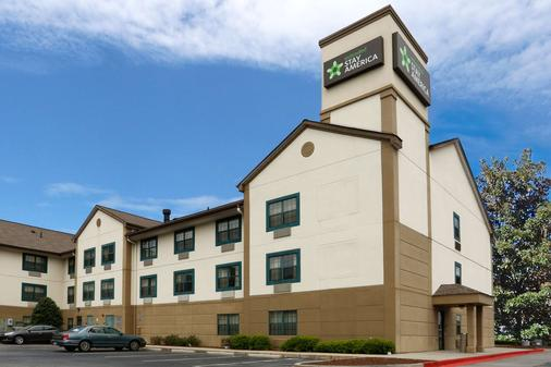 Extended Stay America - Atlanta - Duluth - Duluth - Building